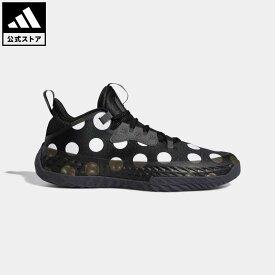 【公式】アディダス adidas 返品可 バスケットボール Harden Vol. 5 フューチャーナチュラル / Harden Vol. 5 Futurenatural メンズ シューズ・靴 スポーツシューズ 黒 ブラック H68597 mss21fw バッシュ