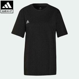 【公式】アディダス adidas 返品可 サッカー ティロ ワールドワイド グラフィック 半袖Tシャツ レディース メンズ ウェア・服 トップス Tシャツ 黒 ブラック GT8929 mss21fw 半袖