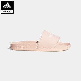 【公式】アディダス adidas 返品可 アディレッタ ライト サンダル / Adilette Lite Slides オリジナルス レディース シューズ・靴 サンダル ピンク H05680 mss21fw
