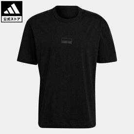 【公式】アディダス adidas 返品可 R.Y.V. ルーズフィット Tシャツ オリジナルス メンズ ウェア・服 トップス Tシャツ 黒 ブラック H11498 半袖