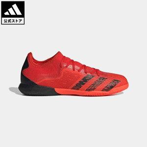 【公式】アディダス adidas 返品可 サッカー プレデター フリーク.3 IN / インドア用 / Predator Freak.3 IN メンズ シューズ・靴 スポーツシューズ 赤 レッド FY7861 スパイクレス