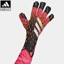 【公式】アディダス adidas 返品可 サッカー プレデター プロ ハイブリッド ゴールキーパーグローブ / Predator Pro H…