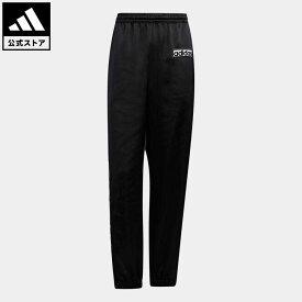 【公式】アディダス adidas 返品可 アディブレイク トラックパンツ オリジナルス レディース ウェア・服 ボトムス パンツ 黒 ブラック HC6570