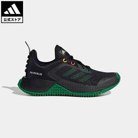 【公式】アディダス adidas 返品可 ランニング アディダス × LEGO スポーツ / adidas × LEGO Sport キッズ シューズ・靴 スポーツシューズ 黒 ブラック FZ5438 mss21fw ランニングシューズ