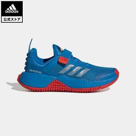 【公式】アディダス adidas 返品可 ランニング アディダス × LEGO スポーツ / adidas × LEGO Sport キッズ シューズ・靴 スポーツシューズ 青 ブルー FZ5440 mss21fw ランニングシューズ