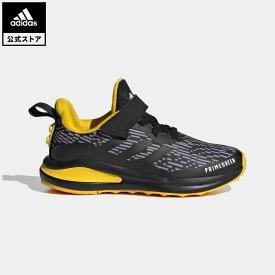 【公式】アディダス adidas 返品可 ランニング アディダス フォルタラン × LEGO VIDIYO / adidas Forta Run × LEGO VIDIYO キッズ シューズ・靴 スポーツシューズ 黒 ブラック G57947 mss21fw ランニングシューズ