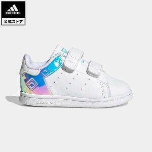 【公式】アディダス adidas 返品可 スタンスミス / Stan Smith オリジナルス キッズ シューズ・靴 スニーカー 白 ホワイト H05851 ローカット