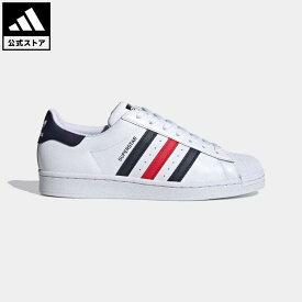 【公式】アディダス adidas 返品可 スーパースター / Superstar オリジナルス レディース メンズ シューズ・靴 スニーカー 白 ホワイト FX2328 ローカット