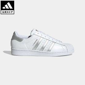 【公式】アディダス adidas 返品可 スーパースター / Superstar オリジナルス レディース メンズ シューズ・靴 スニーカー 白 ホワイト FX2329 ローカット