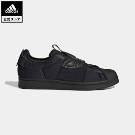 【公式】アディダス adidas 返品可 SS スリッポン / SS Slip-On オリジナルス レディース メンズ シューズ・靴 スニーカー スリッポン 黒 ブラック GX3749 ローカット