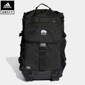 【公式】アディダス adidas 返品可 アディダス アドベンチャー トップローダー バッグ オリジナルス レディース メンズ アクセサリー バッグ・カバン バックパック/リュックサック 黒 ブラック H22710 nm_otd リュック