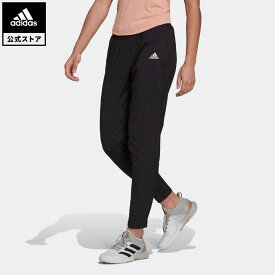 【公式】アディダス adidas 返品可 テニス テニス プライムブルー パンツ レディース ウェア・服 ボトムス パンツ 黒 ブラック GV1500