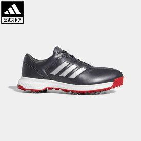 【公式】アディダス adidas 返品可 ゴルフ CPトラクション メンズ シューズ・靴 スポーツシューズ グレー BB7905