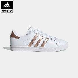 【公式】アディダス adidas 返品可 コースト スター [Coast Star Shoes] オリジナルス レディース シューズ・靴 スニーカー 白 ホワイト EE6201 ローカット