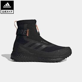 【公式】アディダス adidas 返品可 アウトドア テレックス フリーハイカー COLD. RDY ハイキング / Terrex Free Hiker COLD. RDY Hiking アディダス テレックス メンズ シューズ・靴 スポーツシューズ 黒 ブラック FU7217