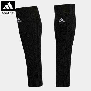 【公式】アディダス adidas 返品可 ゴルフ ケーブル スリーストライプ レッグウォーマー レディース アクセサリー その他アクセサリー 黒 ブラック GU6144