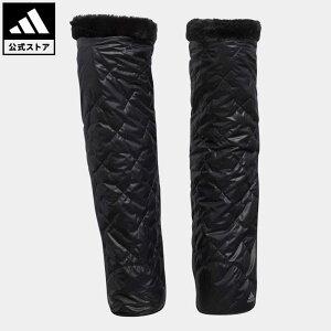 【公式】アディダス adidas 返品可 ゴルフ COLD.RDY 中わた入り レッグウォーマー レディース アクセサリー その他アクセサリー 黒 ブラック GU8604