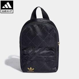 【公式】アディダス adidas 返品可 バックパック オリジナルス レディース アクセサリー バッグ・カバン バックパック/リュックサック 黒 ブラック H09038 リュック