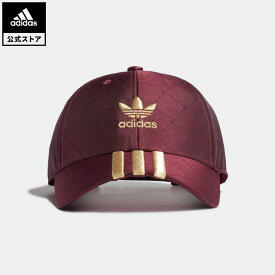 【公式】アディダス adidas 返品可 ベースボールキャップ オリジナルス レディース メンズ アクセサリー 帽子 キャップ 赤 レッド H13648