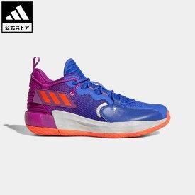 【公式】アディダス adidas 返品可 バスケットボール デイム 7 EXTPLY / Dame 7 EXTPLY メンズ シューズ・靴 スポーツシューズ ピンク H69013 バッシュ