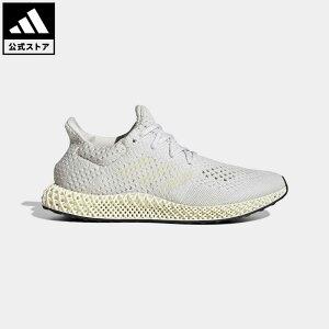 【公式】アディダス adidas 返品可 ランニング adidas 4D Futurecraft レディース メンズ シューズ・靴 スポーツシューズ 白 ホワイト Q46229 トレーニングシューズ ランニングシューズ