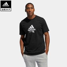【公式】アディダス adidas 返品可 大阪 CollClash 半袖Tシャツ / Osaka CollClash Tee メンズ ウェア・服 トップス Tシャツ 黒 ブラック GU6272 半袖
