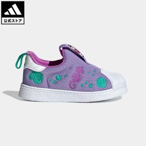 【公式】アディダス adidas 返品可 ディズニーSS 360 / Disney SS 360 オリジナルス キッズ シューズ・靴 スニーカー スリッポン Q46308 ローカット
