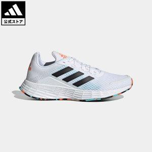 【公式】アディダス adidas 返品可 ランニング デュラモ SL / Duramo SL キッズ シューズ・靴 スポーツシューズ 白 ホワイト GV9817 ランニングシューズ