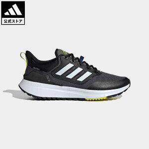 【公式】アディダス adidas 返品可 ランニング EQ21 ラン COLD. RDY / EQ21 Run COLD. RDY メンズ シューズ・靴 スポーツシューズ 黒 ブラック H00496 ランニングシューズ