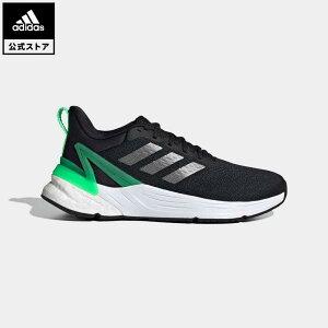 【公式】アディダス adidas 返品可 ランニング レスポンス スーパー 2.0 / Response Super 2.0 キッズ シューズ・靴 スポーツシューズ 黒 ブラック H01707 ランニングシューズ