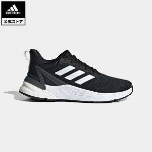 【公式】アディダス adidas 返品可 ランニング レスポンス スーパー 2.0 / Response Super 2.0 キッズ シューズ・靴 スポーツシューズ 黒 ブラック H01710 ランニングシューズ