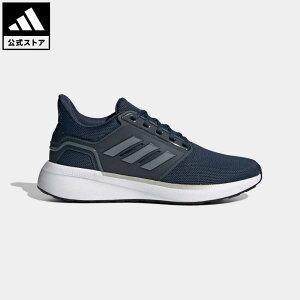 【公式】アディダス adidas 返品可 ランニング EQ19 ラン / EQ19 Run メンズ シューズ・靴 スポーツシューズ 青 ブルー H02038 ランニングシューズ