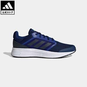 【公式】アディダス adidas 返品可 ランニング GLX 5 メンズ シューズ・靴 スポーツシューズ 青 ブルー H04596 ランニングシューズ
