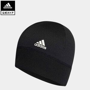 【公式】アディダス adidas 返品可 ラグビー オールブラックス AEROREADY ビーニー レディース メンズ アクセサリー 帽子 ニット帽/ビーニー 黒 ブラック H55873