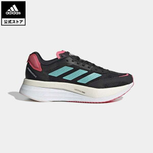 【公式】アディダス adidas 返品可 ランニング アディゼロ ボストン 10 / Adizero Boston 10 レディース シューズ・靴 スポーツシューズ グレー H67516 ランニングシューズ