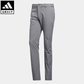 【公式】アディダス adidas 返品可 ゴルフ EX STRETCH ボンディングパンツ / Brushed Stretch Pants メンズ ウェア・服 ボトムス パンツ グレー FS6992 notp