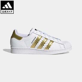 【公式】アディダス adidas 返品可 スーパースター / Superstar オリジナルス レディース メンズ シューズ・靴 スニーカー 白 ホワイト H03915 ローカット