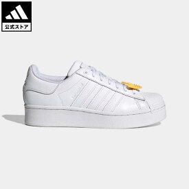 【公式】アディダス adidas 返品可 スーパースター ボールド / Superstar Bold オリジナルス レディース メンズ シューズ・靴 スニーカー 白 ホワイト H04027 ローカット