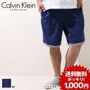 送料無料★楽天スーパーSALE期間 82%OFF カルバンクライン Calvin Klein コットン ハーフパンツ メンズ CK 53600900 [部屋着 ...