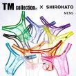 (ティーエムコレクション)TMcollection×SHIROHATO白鳩別注スパークハーフTバックビキニメンズ