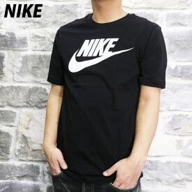 ナイキ メンズ Tシャツ 上 NIKE 春 夏 ビッグロゴ 綿 100% S M L XL XXL 半袖 AR5005 送料無料|スポーツウェア トレーニングウェア 大きいサイズ 有 スポーツ おしゃれ ブランド