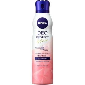 【医薬部外品】ニベア デオプロテクト&ケア スプレー ラグジュアリーフローラルの香り 150g