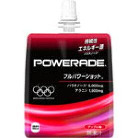 日本コカ・コーラパワーエイド フルパワーショット180gX6個