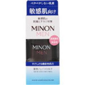 【医薬部外品】第一三共ヘルスケアミノン メン 薬用フェイスミルク 100mL