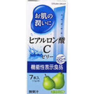 まとめ買いがお得! アース製薬ニューチャネル事業部お肌の潤いにヒアルロン酸Cゼリーラ・フランス味 10g×7本×12個(内箱1BOX)