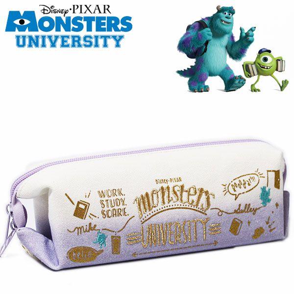 モンスターズ・ユニバーシティ クラッチ⇔BOXペンケース レディース キッズ Disney Pixar Monsters University ディズニー ピクサー キャラクター ステーショナリー グッズ 小物入れ 【RCP】