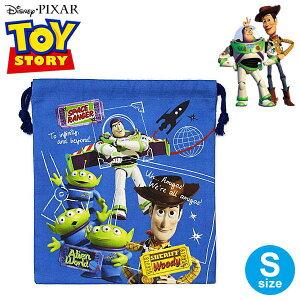 トイ・ストーリー 巾着(小) 18 キッズ Disney Pixar Toy Story ディズニー ピクサー キャラクター グッズ 小物入れ 【RCP】