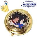 白雪姫 コンパクトミラー レディース Disney Snow White and the Seven Dwarfs ディズニー キャラクター グッズ メイ…
