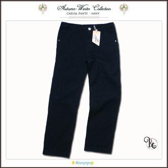 王子贵族便服徽章绣使用正式和下摆褶皱闪耀着裤子和长裤 (JPBt) 的孩子衣服男孩孩子初中院长 130 140 厘米