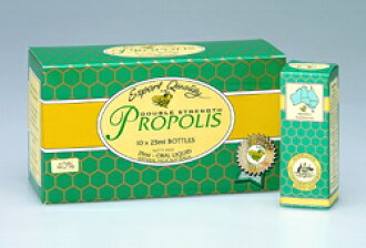 Australia propolis liquid (density 40%) 25 ml (ヤニあり) * 10 pieces set